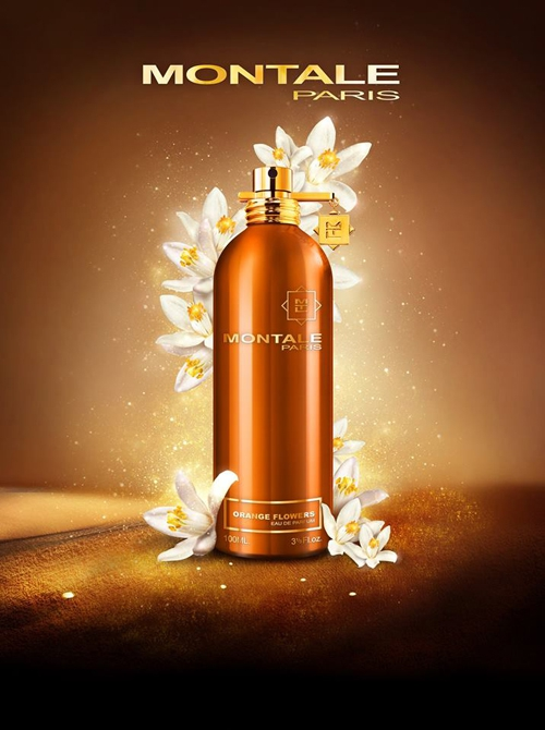 Montale - Orange Flowers Eau de Parfum 100 ml