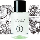 Mousse  Barberset with Spash cologne 250 ml and 15 ml beard oil_