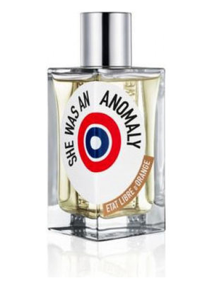 SHE WAS AN ANOMALY 30 ml Eau de Parfum