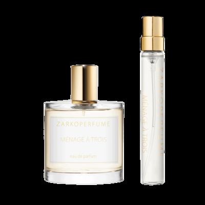 Ménage à Trois Eau de Parfum Set 100 + 10 ml purse spray