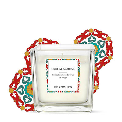 Oud al Sahraa Perfumed CANDLE 180G *