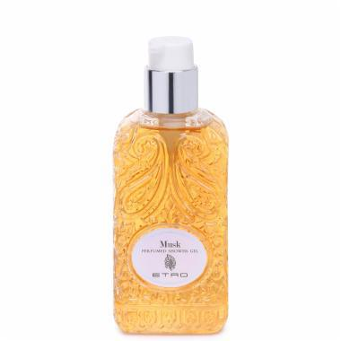 Musk perfumed showergel