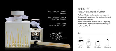 Torre of Tuscany - Bolgheri - Fragrance Diffuser 200 ml