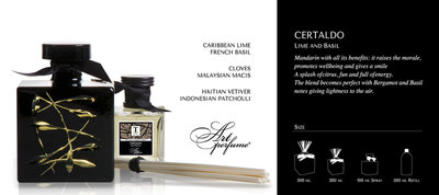 Torre of Tuscany - Certaldo - Fragrance Diffuser 200 ml