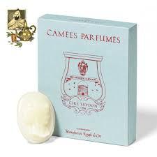 LA PROMENEUSE CAMEO box of 4 cameos
