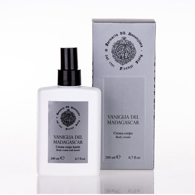 Vaniglia del Madagascar Body Cream 200 ml