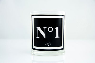 No.1 scented candle 270 gr