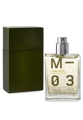 Molecule 03 Eau de Toilette Travel Spray with case 30 ml
