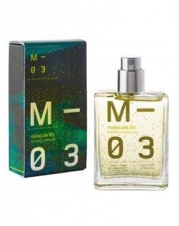 Molecule 03 Eau de Toilette Travel Spray refill 30 ml