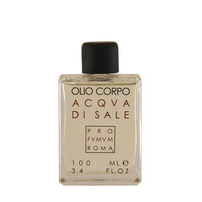 Acqua di Sale perfumed body oil 100 ml