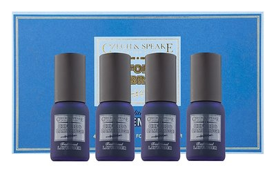 Oxford & Cambridge Cologne Concentrée giftset 4 x 15 ml