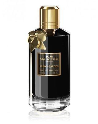 Musky Garden eau de parfum 120 ml
