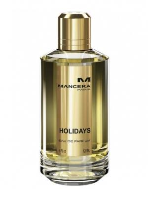 Holidays eau de parfum 120 ml