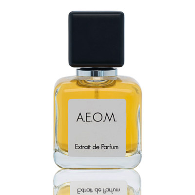 A.E.O.M. Extrait de Parfum tester with 45 ml left