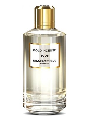 Gold Incense Eau de Parfum 60 ml
