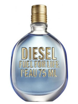 DIESEL FUEL FOR LIFE L'EAU 75ml EDT MEN