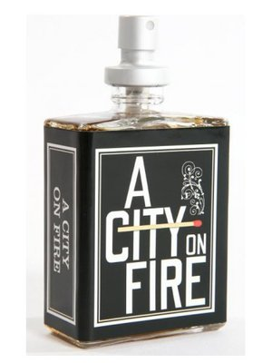 A CITY ON FIRE 50 ml Eau de Parfum