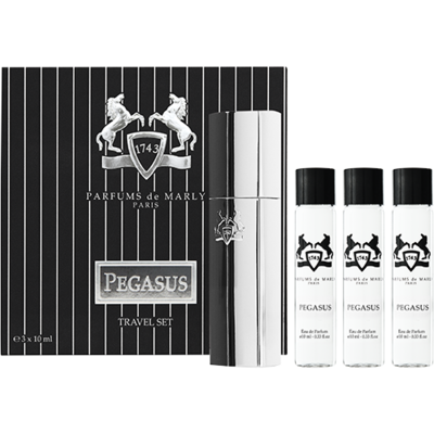 Pegasus Eau de Parfum Travel Set 3x10