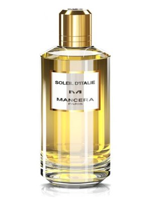 SOLEIL D'ITALIE eau de parfum 60 ml