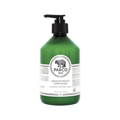 Parco 1923 NOURSHING HAND/BODY CREAM 500 ml