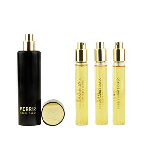 Patchouli Nosy Be Extrait de Parfum Travel set 4 x7.5 ml