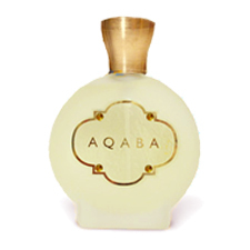 Sands of Aqaba 50 ml EDP first packaging