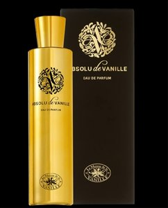 Maison de la Vanille - Les Parfums d'Absolu - Absolu de Vanille Eau de Parfum 100 ML