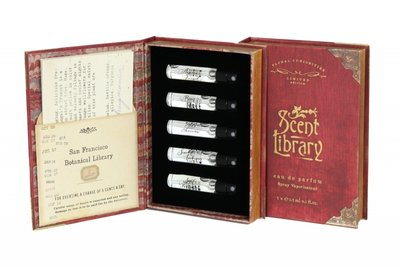 Discoveryset Scent Library 5x2.5 ml