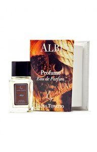 Albi 7 ml EDP small book with miniature