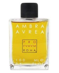 Ambra Aurea Extrait de Parfum spray 100 ml