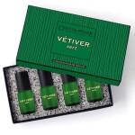 Vetiver Vert cologne set for the Traveller 4 x 15 ml