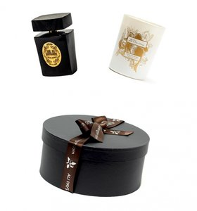 Eau de Madeleine EDP 100 ml with free  candle 180 gr and giftbox