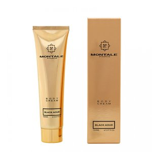 Black Aoud Body Cream 150 ml